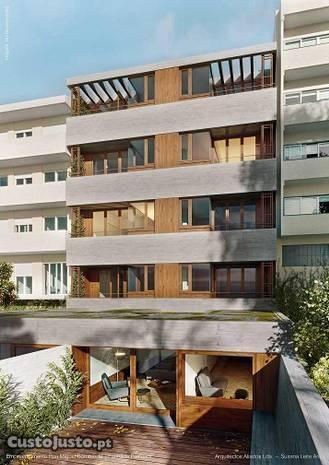 Apartamento T0 em Cedofeita (Porto)