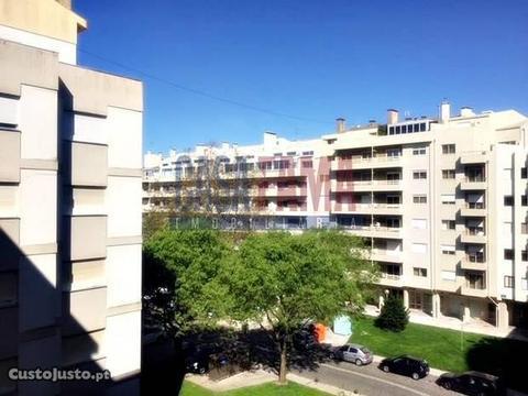 Apartamento T3 no centro da Póvoa de Varzim