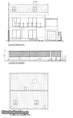 Moradia de Luxo T4 ou T5 Costa da Caparica