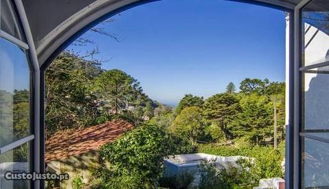 Casa de charme em Sintra com vistas deslumbrantes