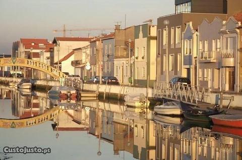 Andar Moradia T2 NOVO-Beira Mar,Veneza de Portugal