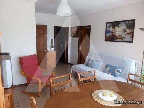 ApartamentoT2,lugar de garagem,Praia da Barra