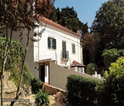 Magnífica casa de charme em Sintra com vistas desl