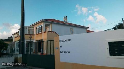 Apartamento em condomínio fechado na Avessada
