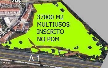 Terreno Multiusos 37.000 m2 EN 10 Alverca Ribatejo
