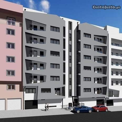 T3 Novo em Construção - Zona Baixa da Cidade
