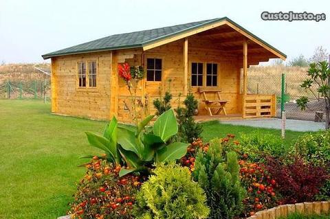 bungalow, casa madeira euromodular