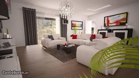 Apartamento de luxo T2 Alto da Barra Oeiras
