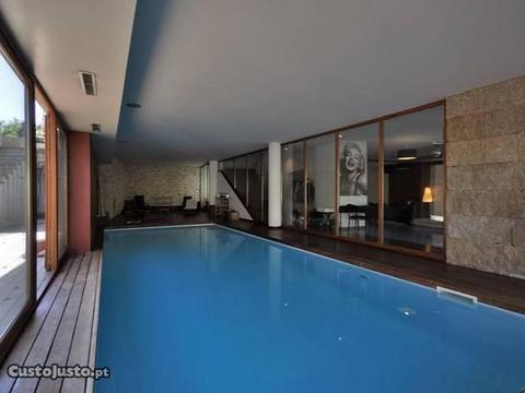 Moradia T6 - Piscina Interior - Premium