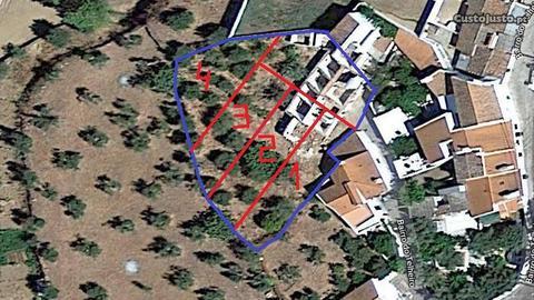 Terreno para construção em Arronches