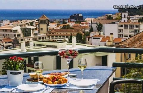 Apartamento no centro T2+1 Santa Luzia Funchal