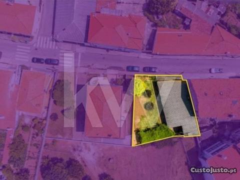 Terreno Construção De Prédio - Mafamude